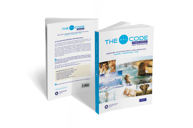 The Plus Minus Code student manual