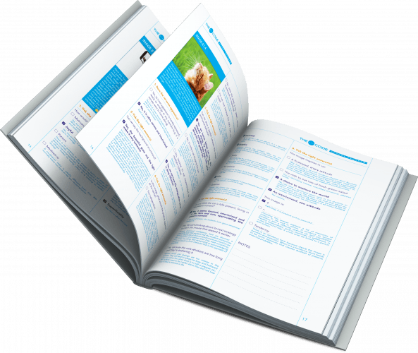 The Plus Minus Code teacher manual